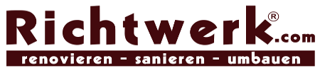 Richtwerk.com | renovieren - sanieren - umbauen